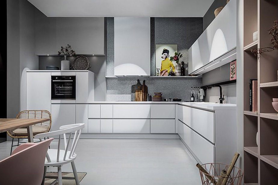 Equipped with Hacker German Kitchen | Pinecare Ltd.
